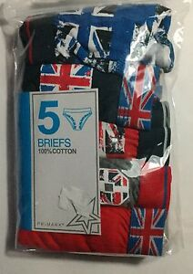 Boys-5-pack-briefs-with-Union-Jack-detail