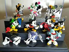 Vinylmation Mickey Mouse Cartoon Series - Mickey Mania set of 12 W/ CHASER