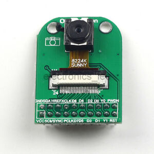 OV2640-2Mp-HD-CMOS-Camera-Module-w-Adapter-Board-JPEG-OUT