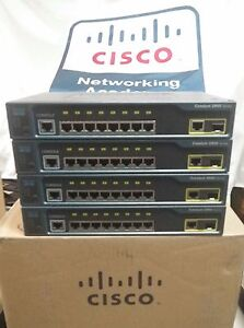 Cisco WS-C2960-8TC-L Gigabit Ethernet Switch 2960 15.0 IOS 2960 *5-YR Warranty!*
