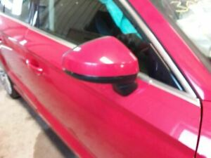 Replacement Driver Side Power View Mirror Will Fit Models without Lane Change Package. Fits Audi Q3 Heated, Foldaway