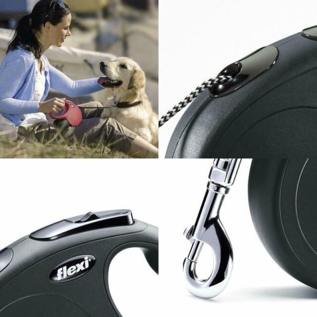 Flexi Dog Leash For Dogs Retractable Cord 26 ft Medium ...