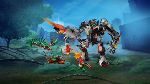 LEGO DC UNIVERSE Super Heroes 76117 Batman™ Mech vs Poison Ivy™ Mech