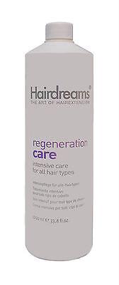 Hairdreams regeneration care all hair types Extension Haarverlängerung 1000ml 1L