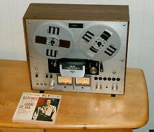 @@@ AKAI Tonbandgerät Tonbandmaschine GX-270D TOPZUSTAND, revidiert @@@