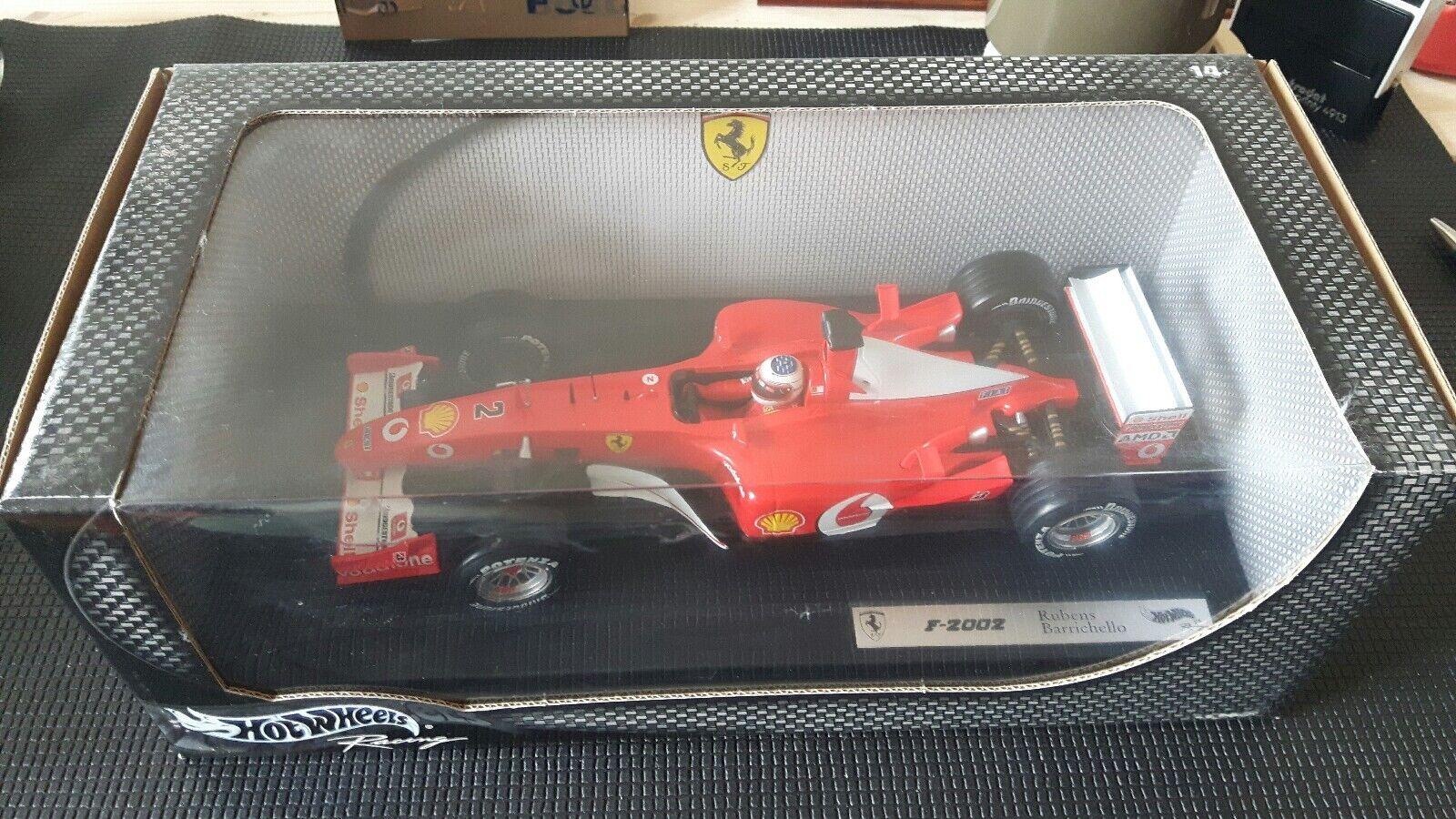 F1 Ferrari F 2002 R. Barrichello 1 18