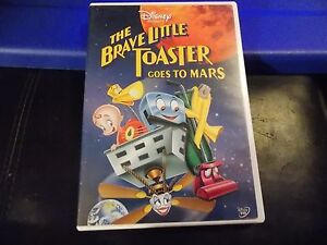 The Brave Little Toaster Goes to Mars DVD WALT DISNEY ANIMATED