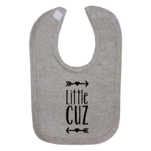 Baby Bib Little Cuz