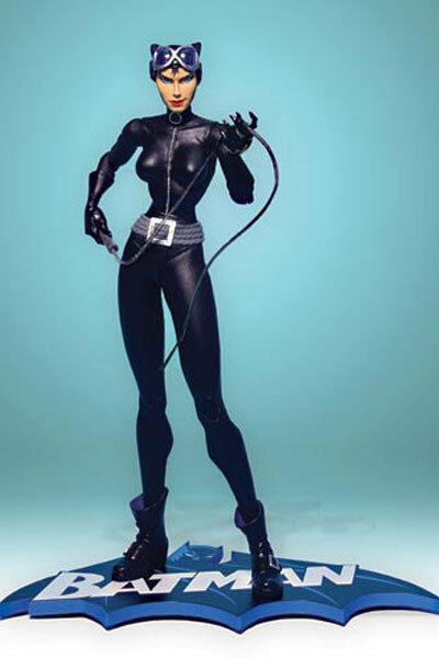 Catwoman von batman - serie direkt - neue mib - still