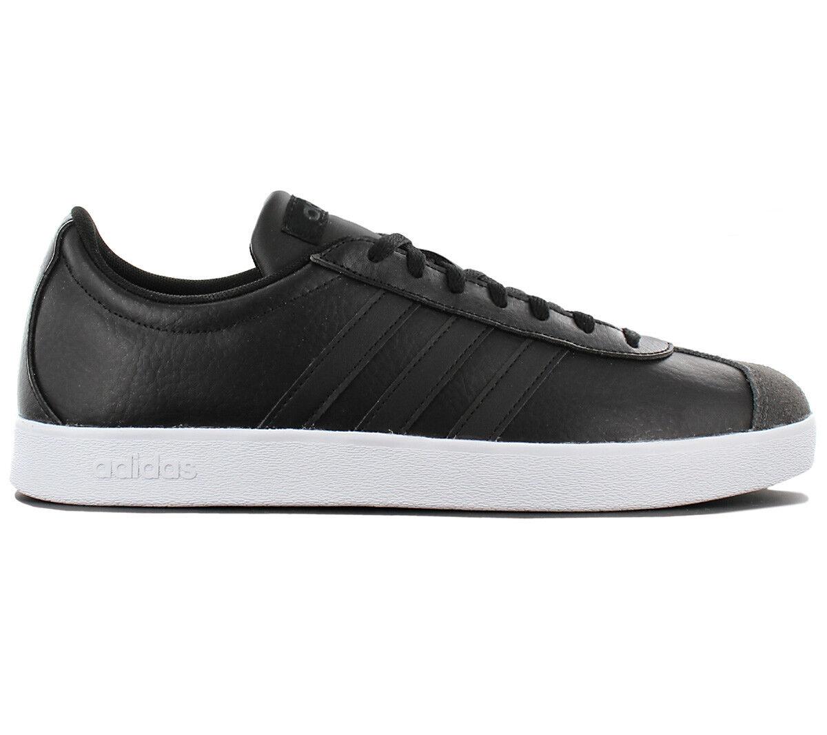 Adidas Court Leather Vl 2.0 Zapatillas Estilo Deportivas para Hombre de Cuero