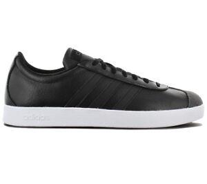 2 Vl Chaussures Baskets Cuir Court Da9885 Homme 0 Adidas Noir Leather EtxqfYwFB