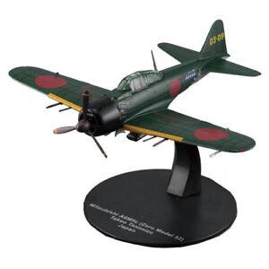 Deagostini-Ww-2-Avion-Coleccion-1-72-Volumen-56-Mitsubishi-A6M5c-Takeo-Tanimizu