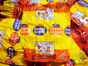 Scarce-Vintage-Fleer-Dubble-Bubble-Comic-Wrappers-Lot-Of-39-Different