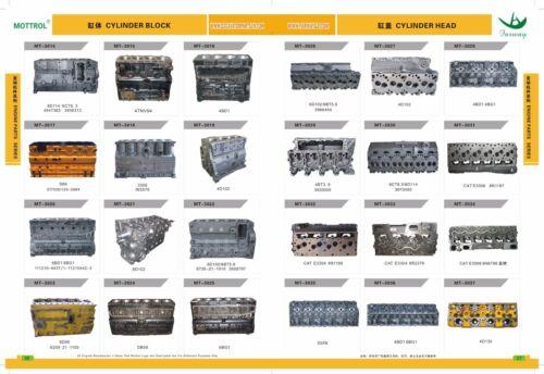 Turbo iron exhaust manifold pipe for Mitsubishi 4D31,CAT E70,Kato HD400SE,HD512