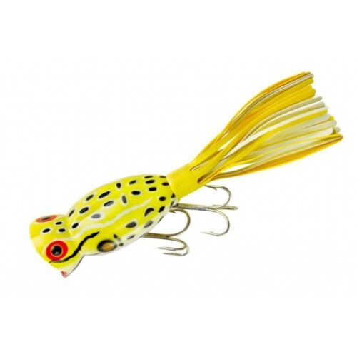 11 Colours 4 Tailles Importation USA Arbogast Hula Popper Topwater Leurre