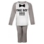 Personalised Page Boy  Pyjamas Children/'s Pjs Wedding Groomsman Pjs