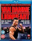 AWOL Aka Lionheart Blu-ray 5037899059630 Jean-claude Van Damme Harrison .