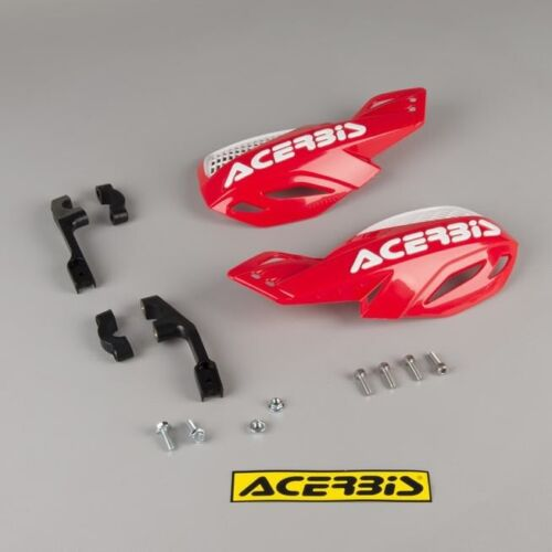 Acerbis Uniko Vented MX Handguards For Honda CRF 250R//X 2005 2006 2007 2008 2009