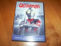 Ultraman Classic Japan Monster Monsters Japanese Series English Classic Dvd