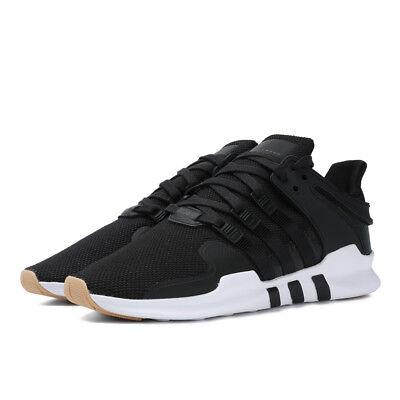 new style 58389 2c019 Adidas EQT Support ADV # B37345 Black White Gum Men SZ 7.5 - 13 | eBay