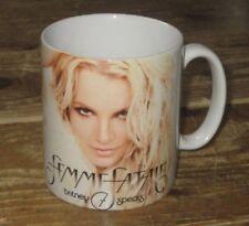 Britney Spears Femme Fatale Advertising MUG