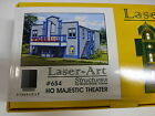 Branchline HO #654 Majestic Theater Kit (7