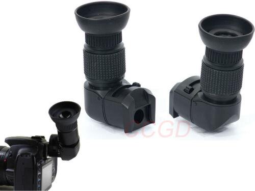Seagull 2.5X ángulo Recto Visor máquina para Cámara SLR Canon Nikon