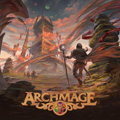 Archmage  board game starling New