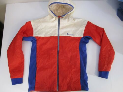 COTOPAXI Red White Blue Poly fill Jacket Men's M M