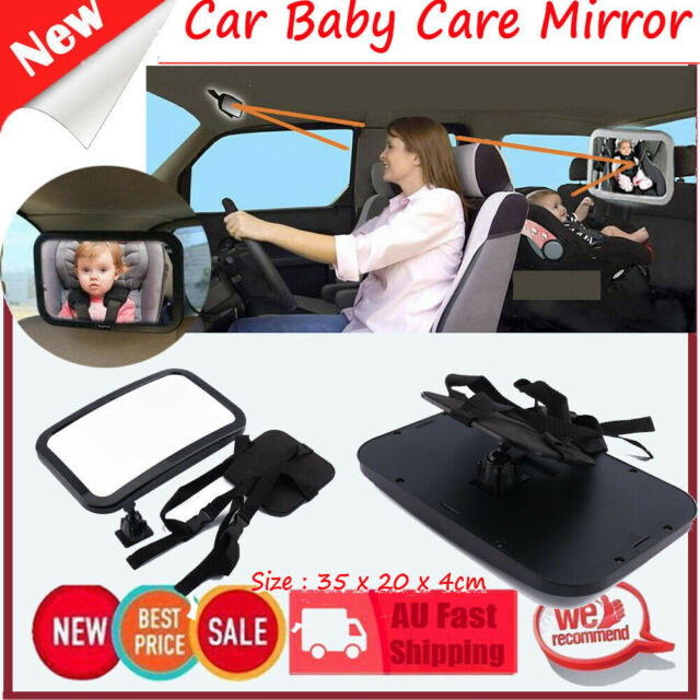 Car Baby Seat Mirror View Back Safety Rear Facing AU