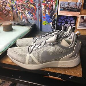 Image is loading Nike-Duel-Racer-Pale-Grey-Dust-Size-US-