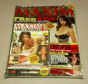 MAXIM-MAGAZINE-NOV-2005-JENNIFER-LOVE-HEWITT-NATASHA-HAMILTON-DVD-BRAND-NEW
