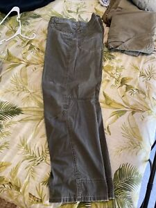 Kuhl Revolver Revolvr 36x32 Mens Technical Pants Awesome Style, & Fit Green