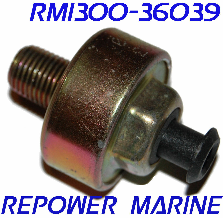 Klopfsensor für Mercruiser 5.0 L, 5.7 L,6.2 L, 305, 350, 377  : 806612