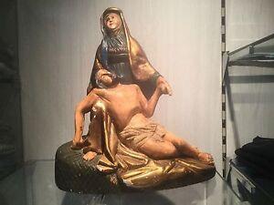 pieta-terracotta-mater-dolorsa-jesus-maria-clay-old-antique-polychrome