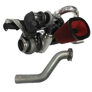 S475-Stock-Compound-Turbos-fits-Dodge-Cummins-1988-2002-Add-a-turbo-Kit-Twins