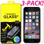 Premium-Real-Screen-Protector-Tempered-Glass-Protective-Film-For-iPhone-7 thumbnail 1