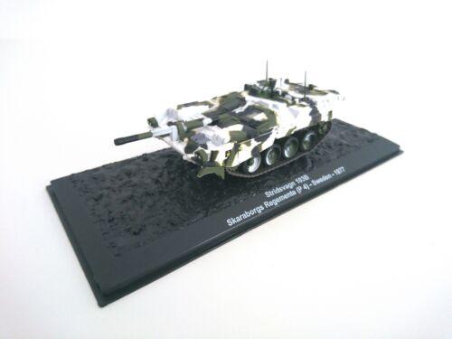 Strv 103C MBT Trumpeter 1:72 MILITÄR FAHRZEUG KAMPFPANZER PZ-WW2 PANZER-A32