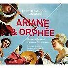 Ariane & Orphée: French Baroque Cantatas (2015)