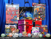Transformers Party Set 15 Transformers Party Supplies Plates Napkins For 16