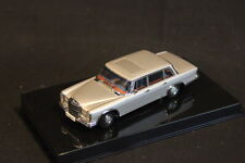 AutoArt Mercedes-Benz Typ 600 SWB 1:43 Silver (JS)