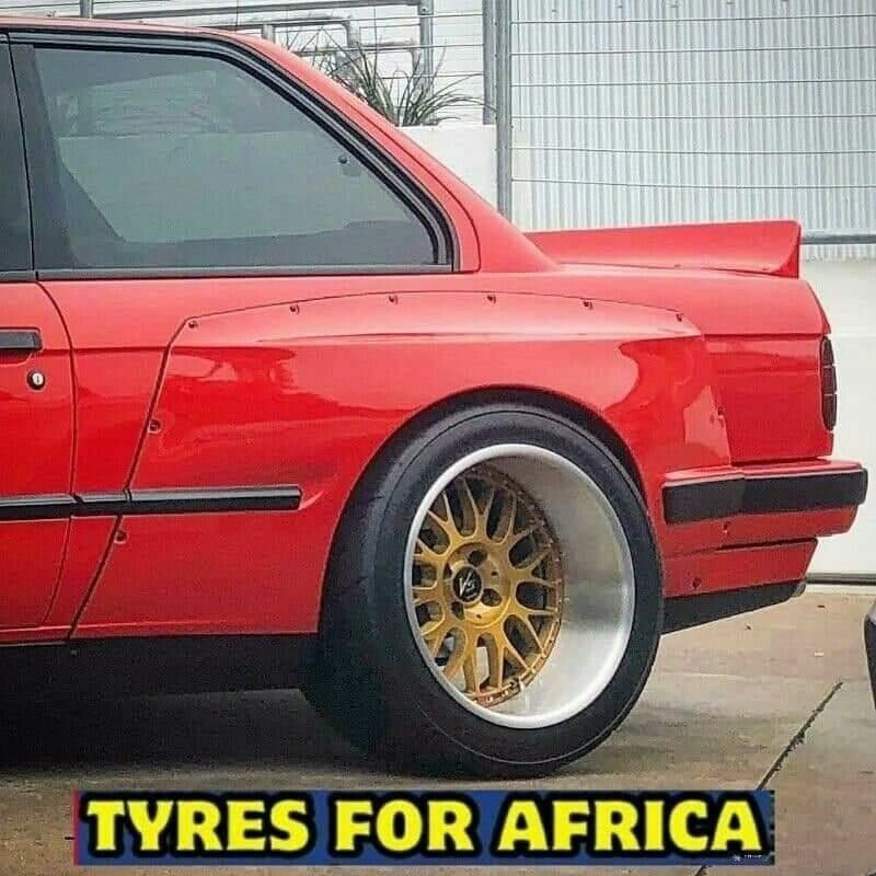 TYRES FOR AFRICA. GOOD SECOND HAND TYRES AND MAG REPAIRS