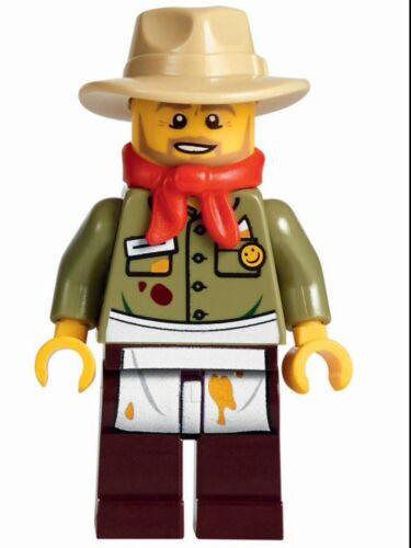 Lego Jesper Minifigure loose ninjago exclusive to set 70751