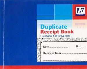 Receipt-Duplicate-Book