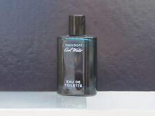 Cool Water by Davidoff For Men 0.17 oz Eau de Toilette Splash Mini Unboxed New