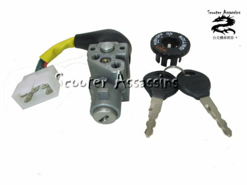 ORIGINAL KYMCO Yager 50 125 Ignition Switch Lock