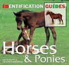 Horses & Ponies: Identification Guide by Cecilia Fitzsimons, David Burn (Paperback, 2008)