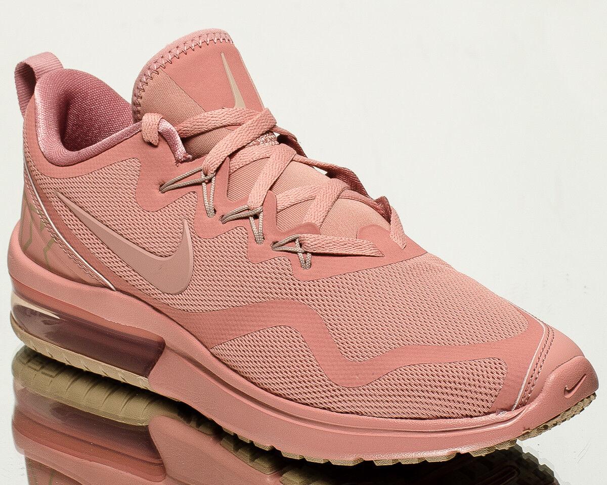 Nike Damen Air Max Pelz Damen Laufschuh Turnschuhe Neu Rost Rosa Sand Aa5740-601    | Sonderangebot