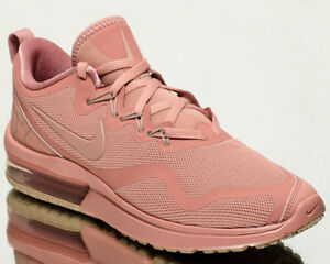 4fd871fdb6207 Nike Wmns Air Max Fury womens running sneakers NEW rust pink sand ...