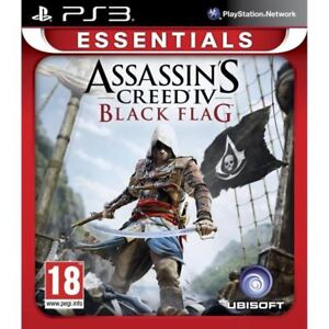 Assassin's Creed Black Flag * essentials - PS3 neuf sous blister VF